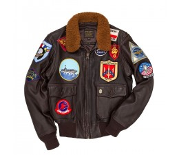 Movie Heroes Top Gun Navy G-1 Jacket