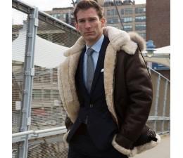 The Dakota Hooded B3 Coat