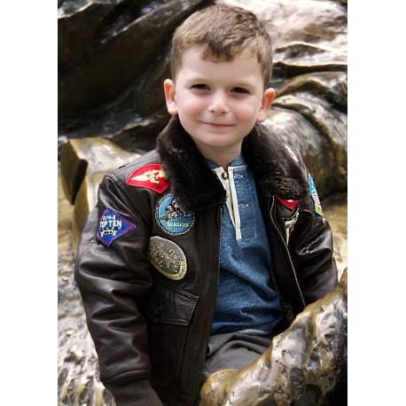 Kids Top Gun G-1 Jacket