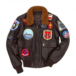 Movie Heroes Top Gun Navy G-1 Jacket