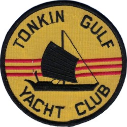 PATCH U.S. NAVY - TONKIN GULF