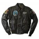 USS Forrestal Carrier Pilot's Vietnam Flight Jacket