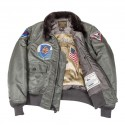G-1 US Fighter Weapons Jacket with Patches