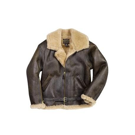 R.A.F. Sheepskin Bomber Jacket